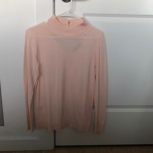 Pink long sleeve sweater from Loft!